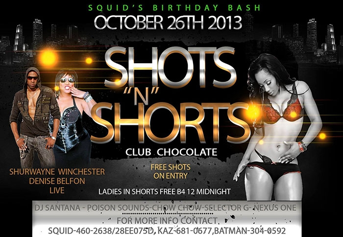 Shots N Shorts