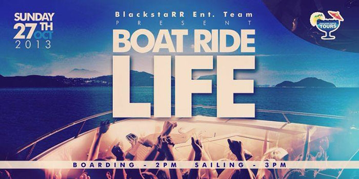 Boat Ride Life