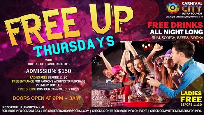 Free Up Thursdays