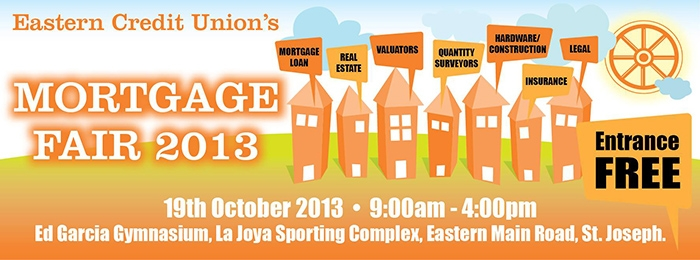 Eastern Credit Union's Mortgage Fair 2013
