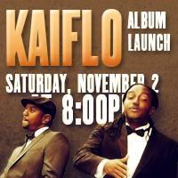 KaiFlo Album Launch