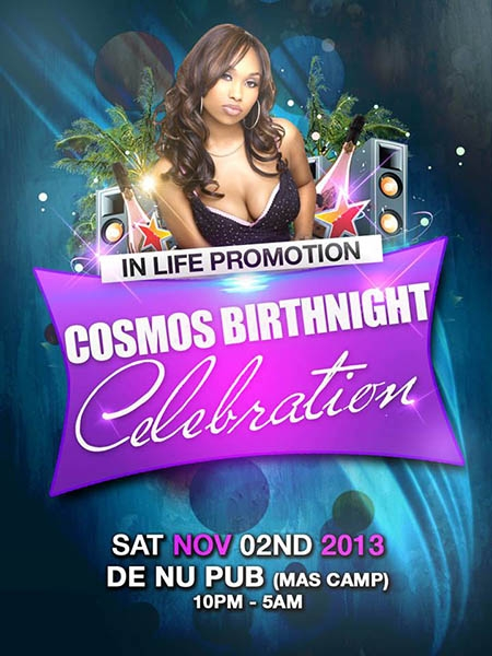 Cosmos Birthnight Celebration