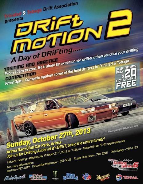 Drift Motion 2