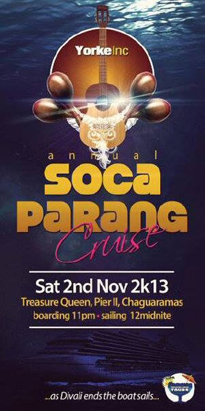 Yorke Inc. Annual Soca Parang Midnight Cruise