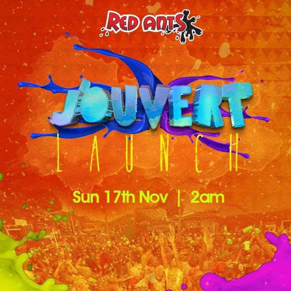 Red Ants 2014 J'ouvert Band Launch: