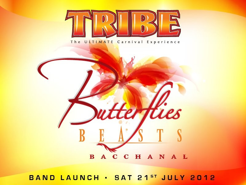 Tribe Band Launch 2013: Butterflies, Beasts and Bacchanal!