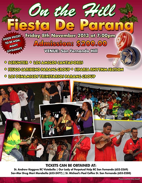 Fiesta De Parang