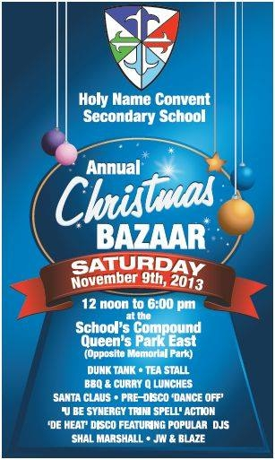 Holy Name Convent Christmas Bazaar 2013