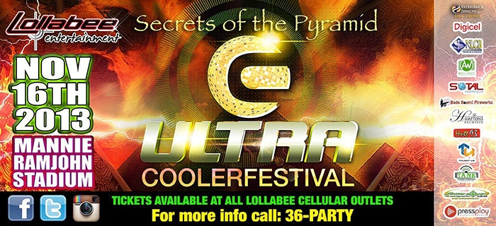 Ultra Cooler Festival: Secrets Of The Pyramid