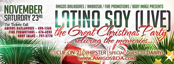 Christmas Vibes Retro and Classics All Dance Party