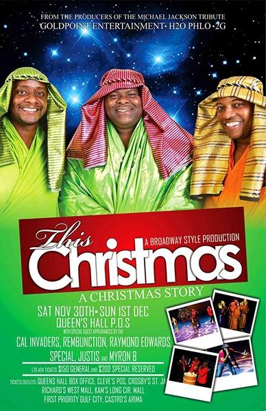 This Christmas: A Christmas Story by H2O Phlo