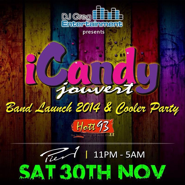 iCandy 2014 J'ouvert Band Launch