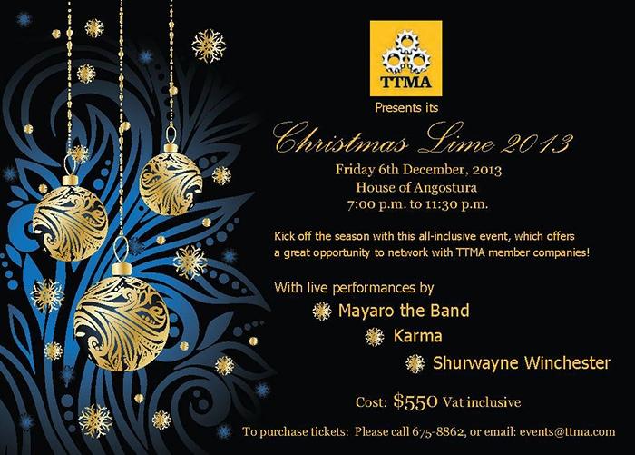 TTMA's 2013 Christmas Lime
