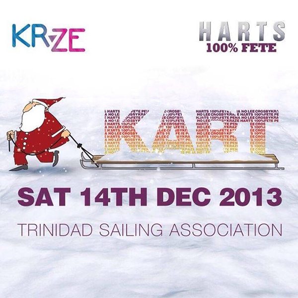 Christmas Kart Party 2013