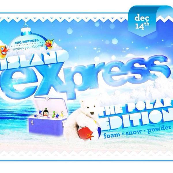 Island Express: Polar Edition