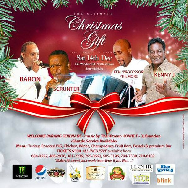 Yorke Inc & The Ultimate One Generation: The Ultimate Christmas Gift