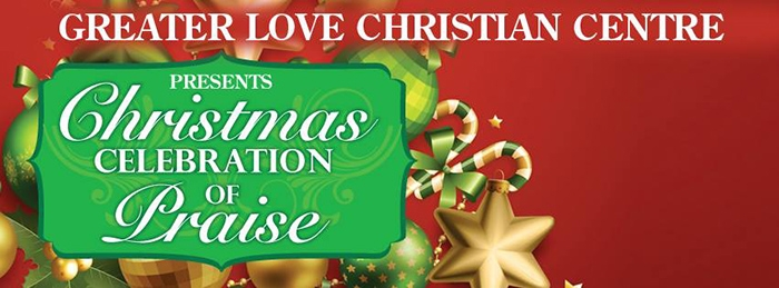 Christmas Celebration Of Praise