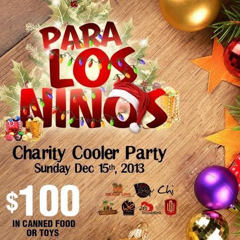 Para Los Ninos Charity Cooler