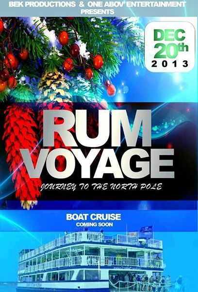 Rum Voyage: Journey To The North Pole