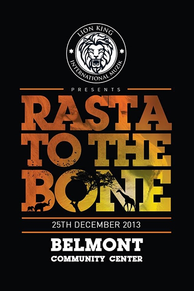 Rasta To The Bone