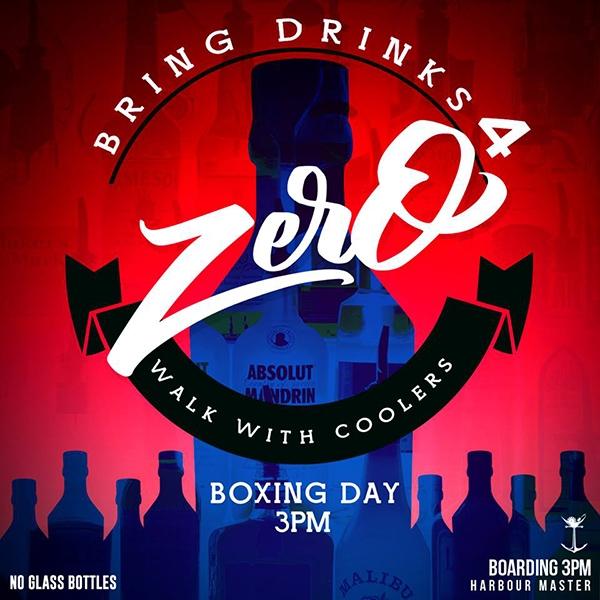 Bring Drinks 4 Zero