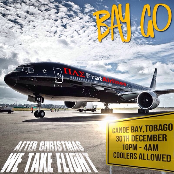 To-Bago New Years Festival 2013/2014: BAY GO