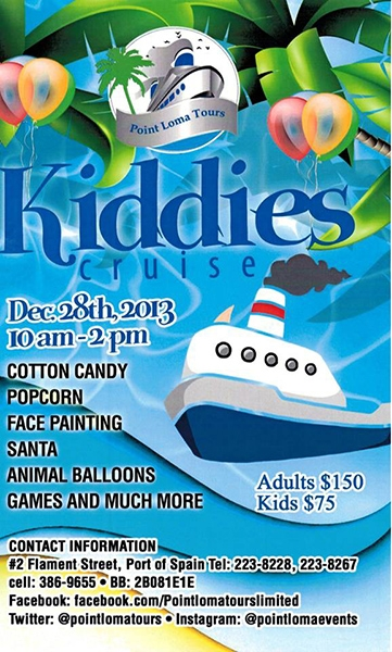 Point Loma Tours Kiddies Cruise