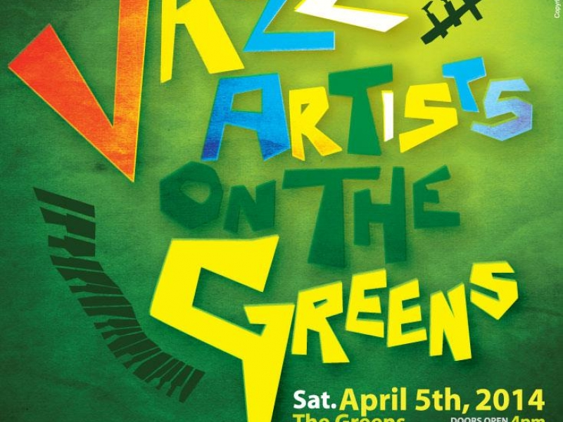 Jazz Artists on the Greens 2014