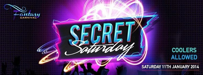 Fantasy's Secret Saturday