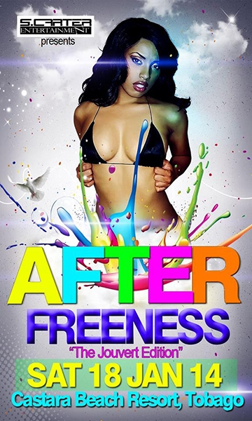 After Freeness: Dash Out Jouvert
