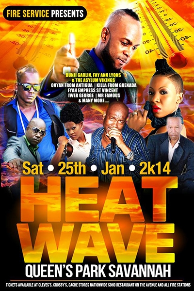 Fire Fete 2014: Heatwave