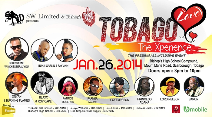 Tobago Love The Xperience: The Premium All Inclusive