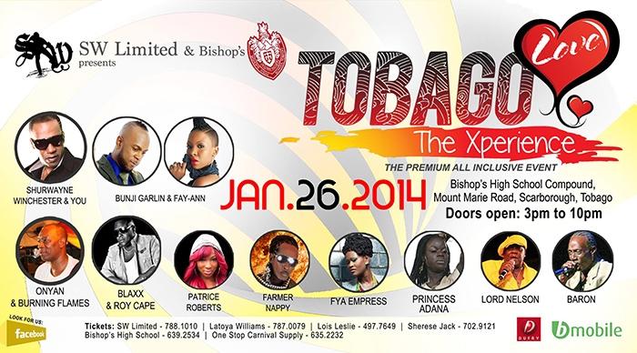 Tobago Love The Xperience: The Premium All Inclusive
