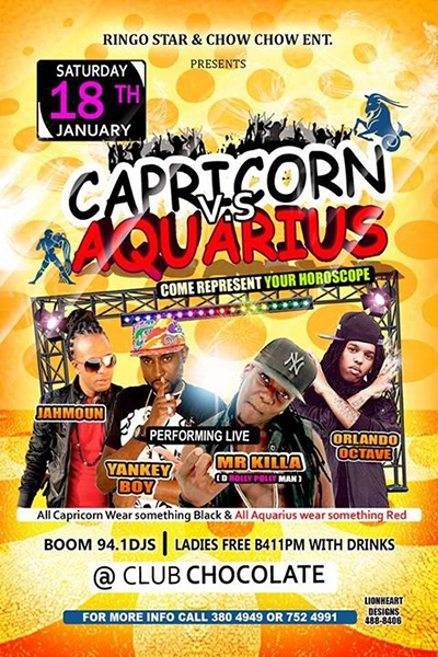Capricorn VS Aquarius