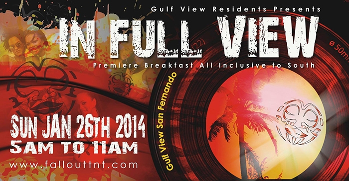Gulf View Residents All Inclusive: In Full View