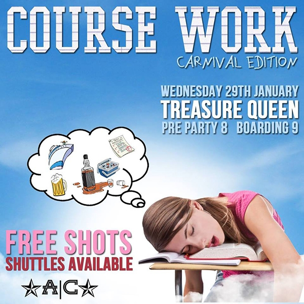 Course Work: Carnival Edition