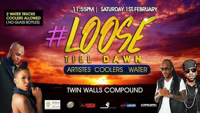 #LOOSE Till Dawn