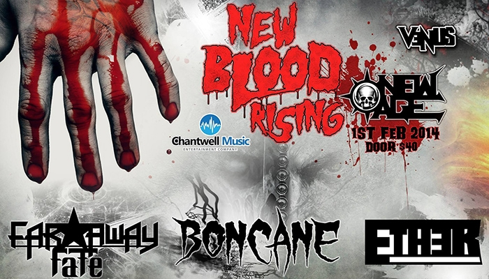 New Blood Rising