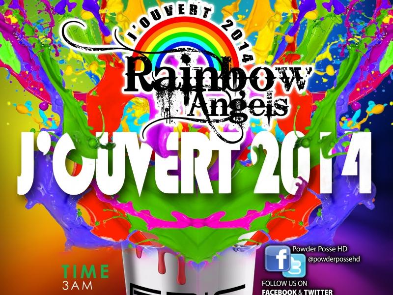 Powder Posse HD Presents: Rainbow Angels J'ouvert
