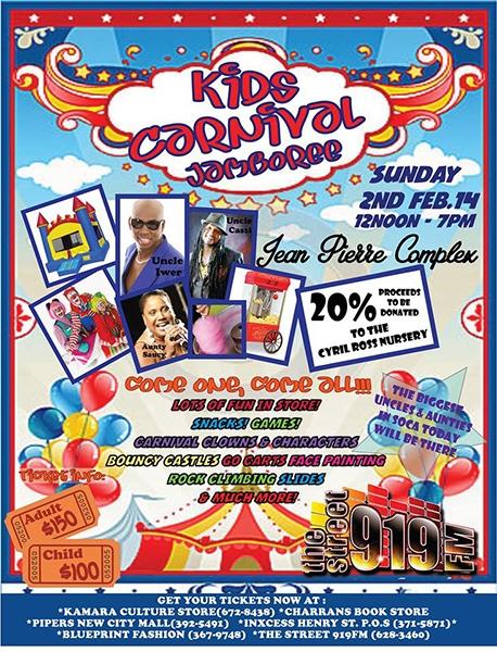 Kids Carnival Jamboree