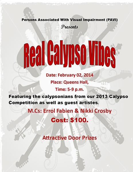 Real Calypso Vibes