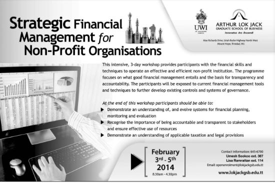4192 finance for strategic managers