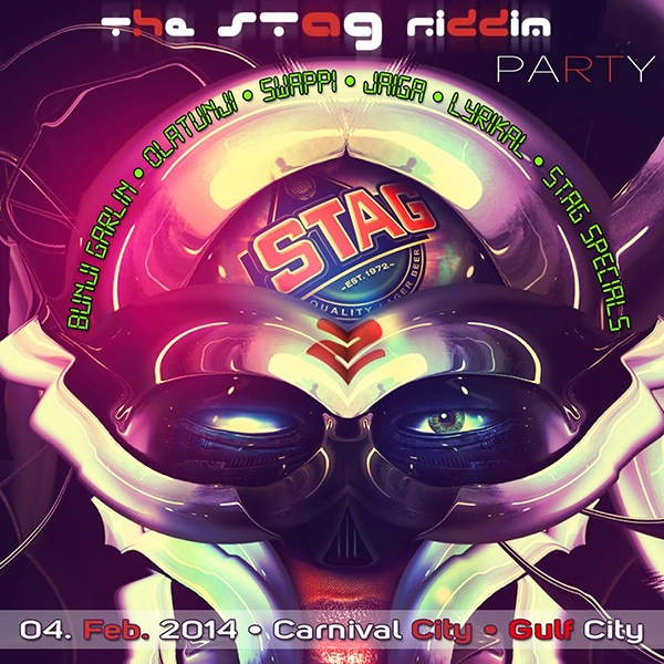 Stag Riddim Party