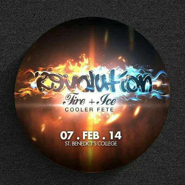 St. Benedict's College Revolution: Fire + Ice Cooler Fete