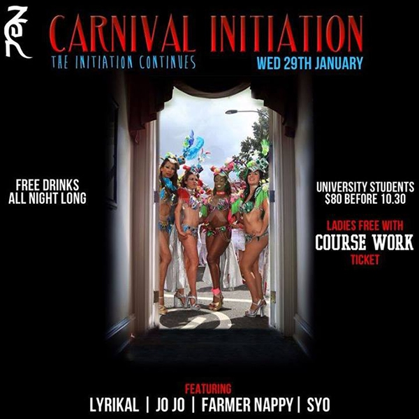 Carnival Initiation