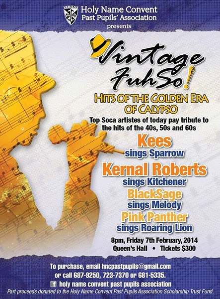 Vintage Fuh So! Hits of the Golden Era of Calypso