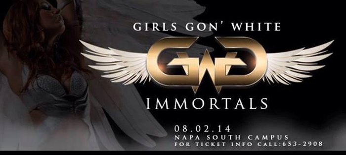 Girls Gon White: Immortals