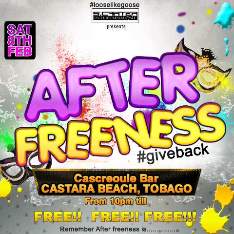 After Freeness: #GiveBack