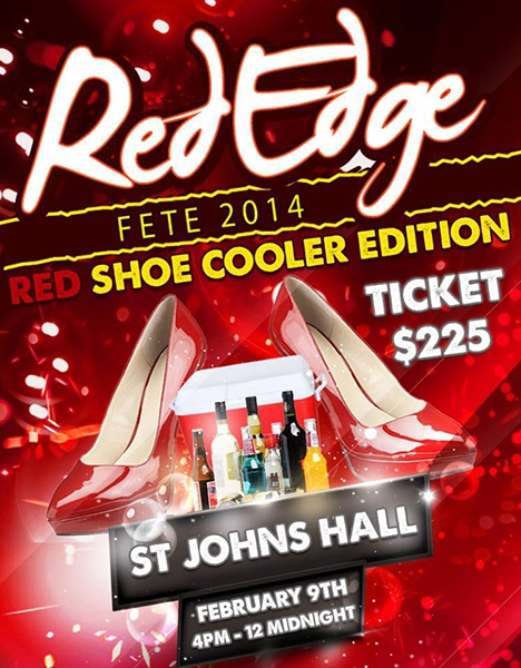 Red Edge Fete 2014