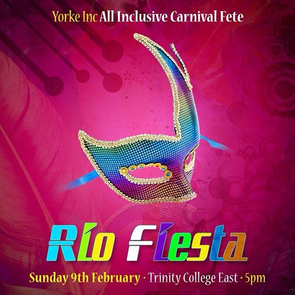 Yorke Inc. All Inclusive Carnival Fete 2014: Rio Fiesta